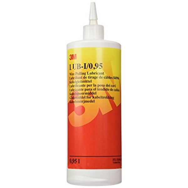 LUBRICANTE PASACABLES 3M WIRE LUB 0,95l.